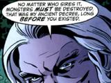 Boreas Frostheart (Comic Series)