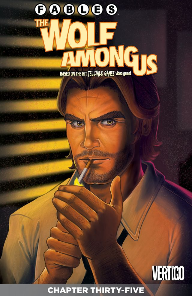 Fables: The Wolf Among Us 35