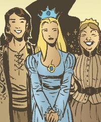 Cinderella Married