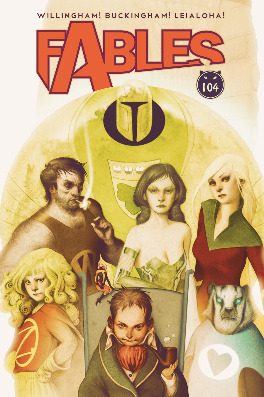 Fables 104
