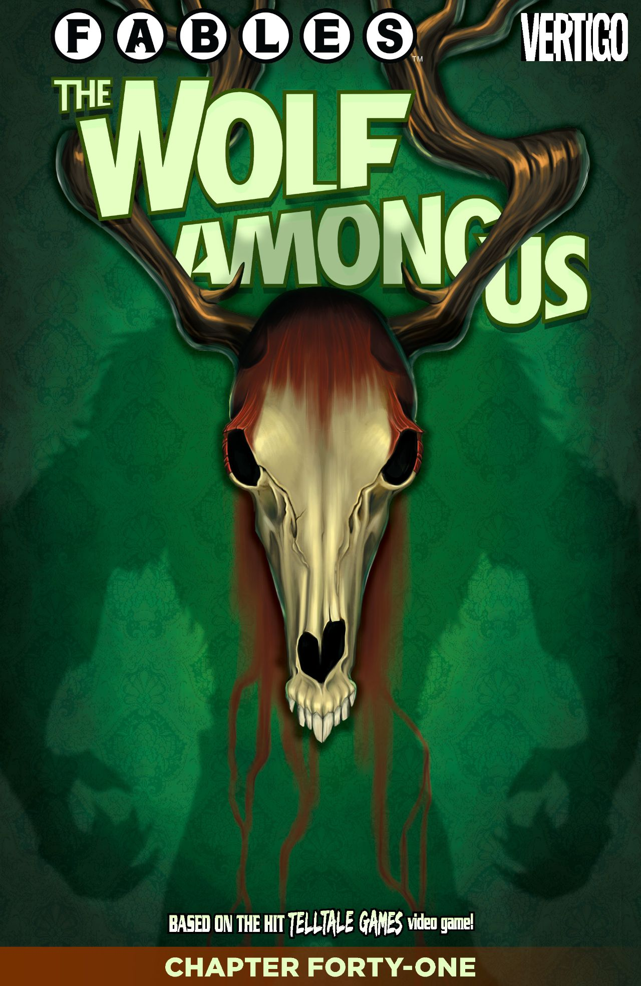 Fables: The Wolf Among Us 41