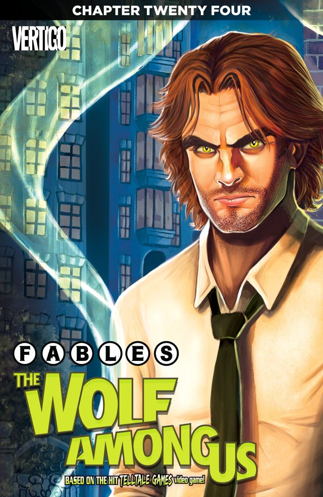 Fables: The Wolf Among Us 24