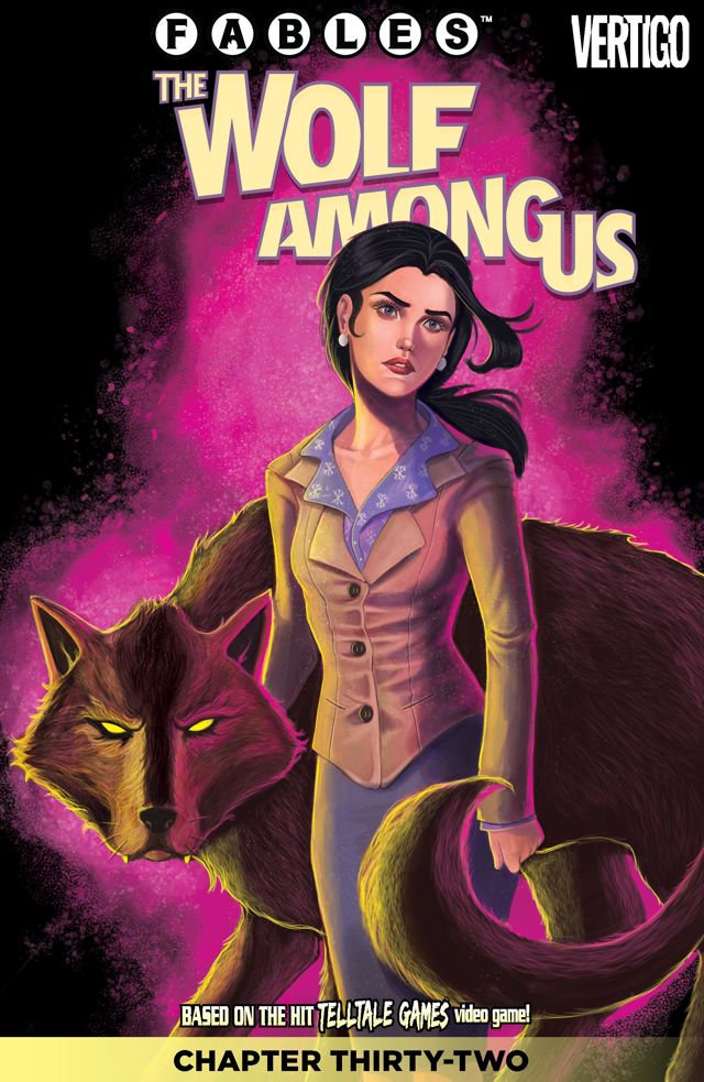 Fables: The Wolf Among Us 32