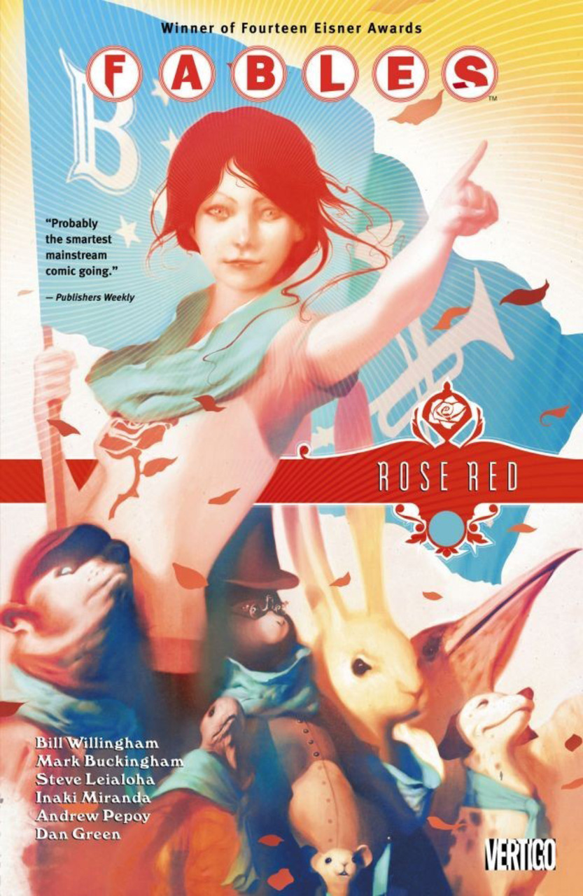 Fables: Rose Red
