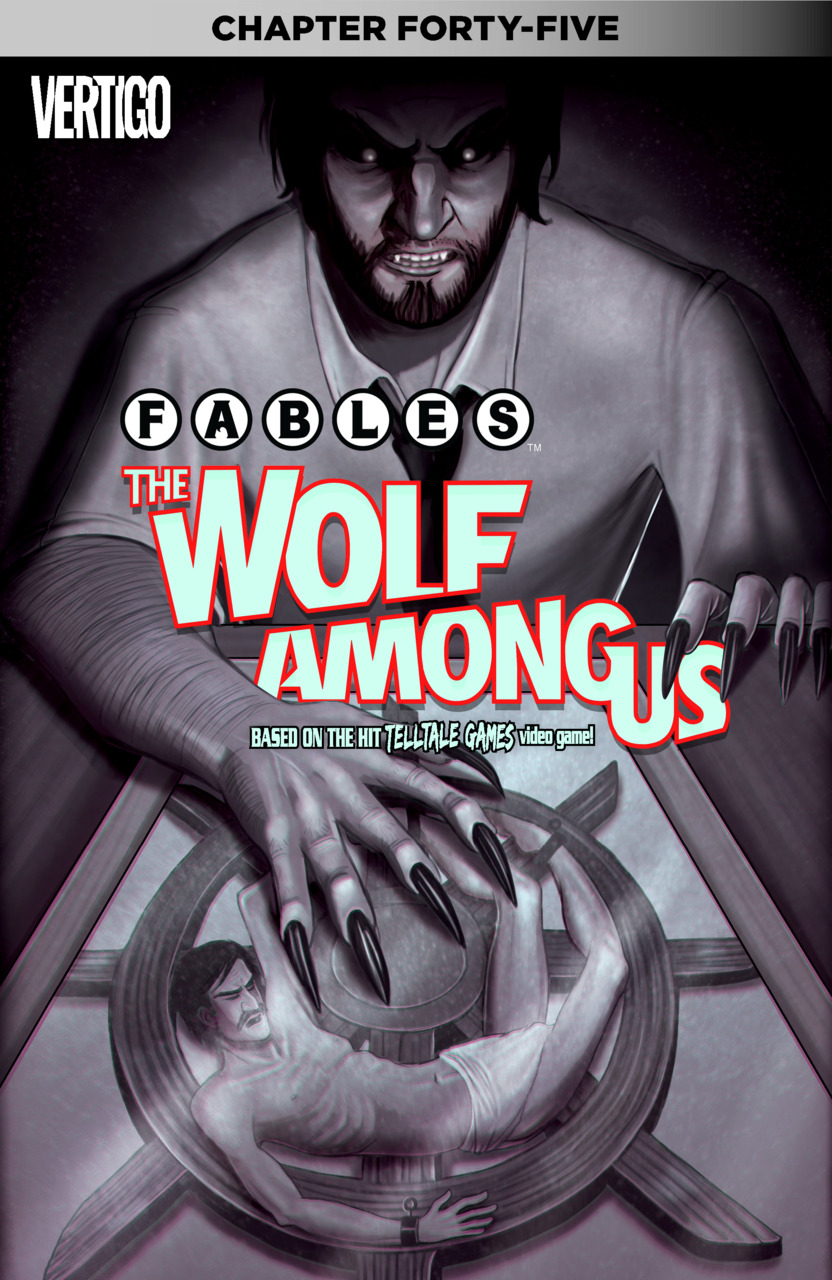 Fables: The Wolf Among Us 45