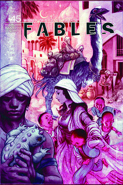 Fables 45