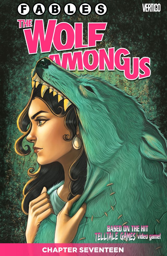 Fables: The Wolf Among Us 17