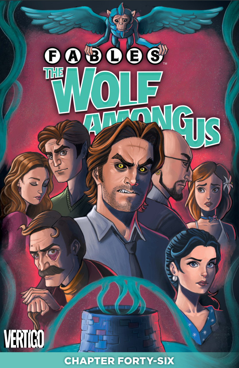 Fables: The Wolf Among Us 46