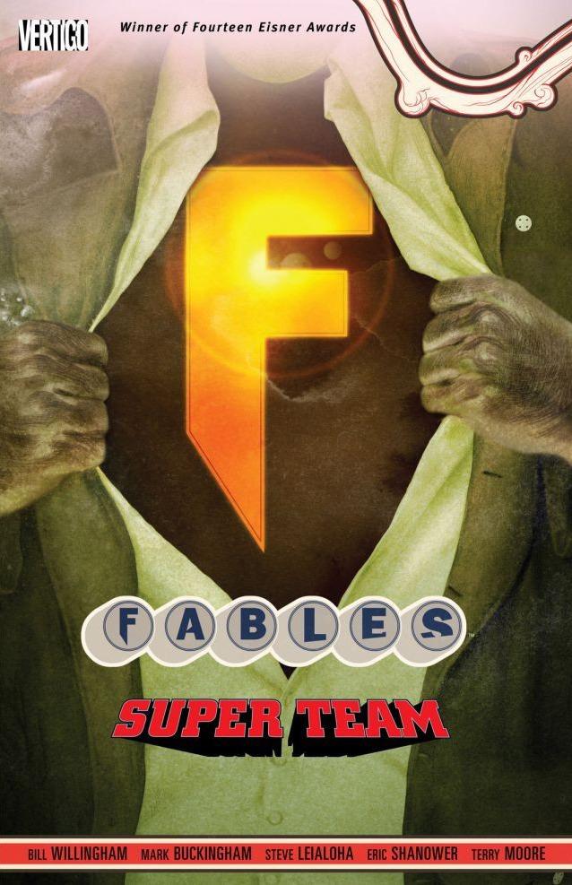 Fables: Super Team