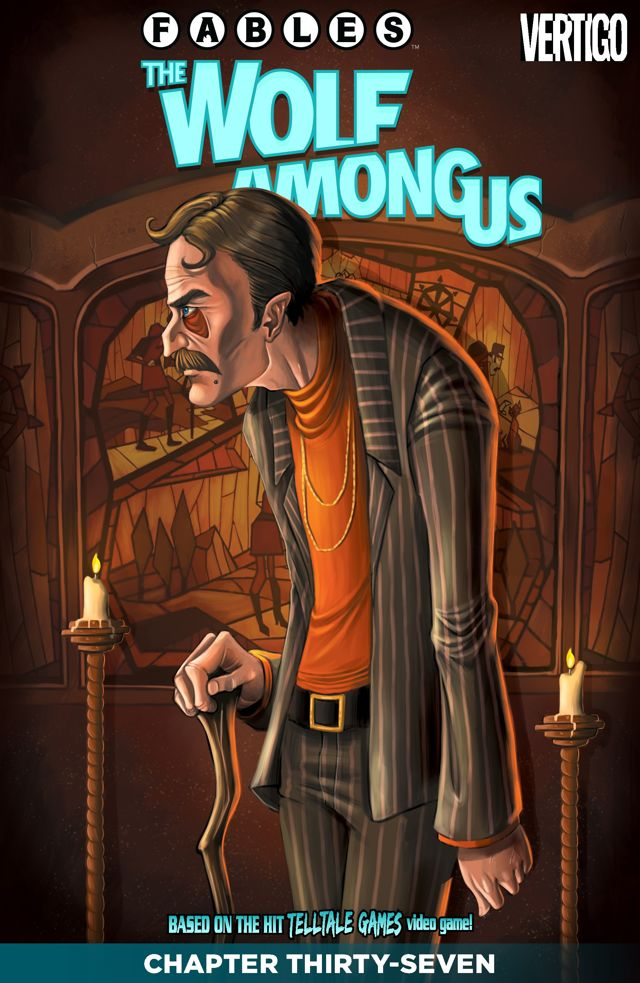 Fables: The Wolf Among Us 37