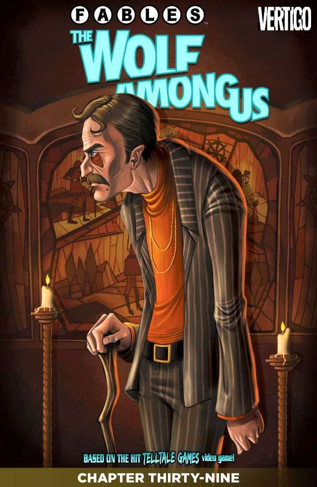 Fables: The Wolf Among Us 39