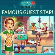 Heart's Medicine Famous Guest Star