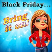 Angela Napoli Black Friday