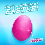 Fabulous Angela Happpy Easter