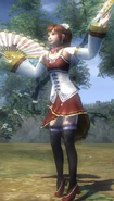 DW6 Xiao Qiao Victory outfit 2