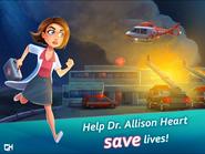 Heart's Medicine Hospital Heat Trailer Screenshot 1
