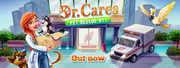 Dr. Cares Pet Rescue 911 Out Now.png