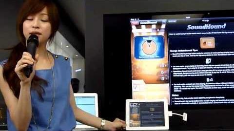 Cyndi Wang at IFC Hong Kong (要講冷笑話嗎? p )