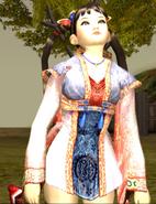 DW3 Da Qiao Defeated ryona 2