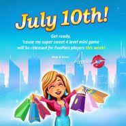 Angela Napoli July 10th