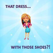 Angela Napoli Dress