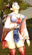 DW3 Da Qiao Defeated ryona 1