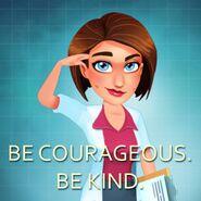 Allison Heart Courageous Kind