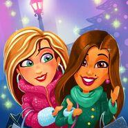 Angela and Jenny Garcia