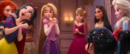 RBTI Princess Scene True 4K