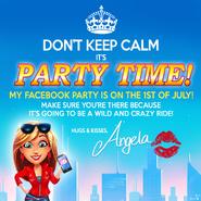 Angela Napoli Sweet Revenge Party Time