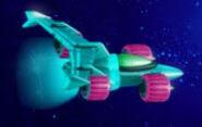 Angela Napoli Spaceship