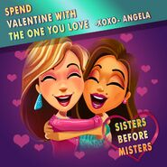 Angela Napoli and Jenny Garcia Valentine