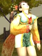 DW3 Xiao Qiao Defeated ryona 1