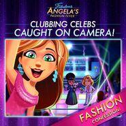 Angela Fashion Fever on Camera