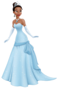 Tiana Blue Dress 4