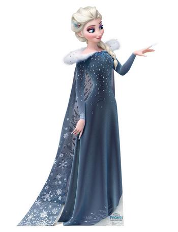 Olaf's costume