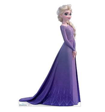 Frozen II/Purple