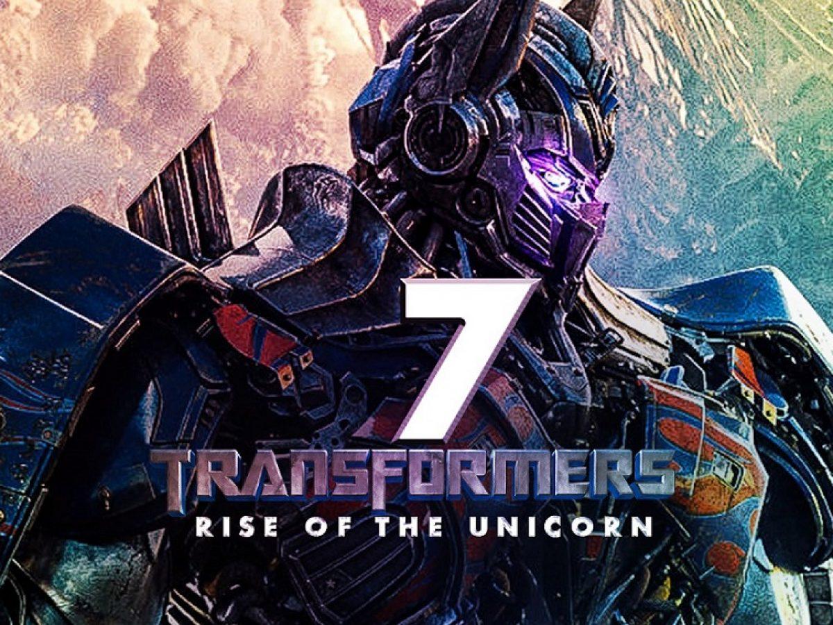 Transformers 7 release date June 24th 2022!!!! Final release date
