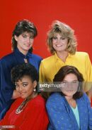 Facts of Life Girls 1986