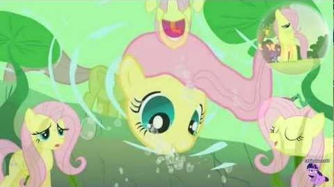 Scary Monsters and Nice Parasprites PonyDub