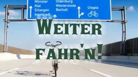 Autobahn! Weiter Fahr'n!