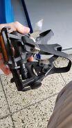 Spd r pedal mit haken