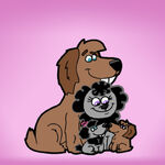 Dog parents and dog children by cookie lovey-d3idth5.jpg