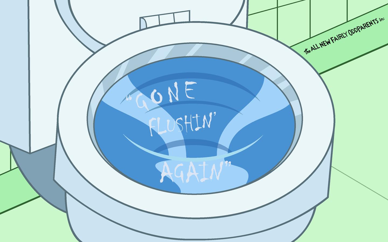 Gone Flushin' Again