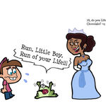 Timmy and tiana by cookie lovey-d37pin1.jpg