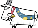 Chompy the Goat (The All New Fairly OddParents!)