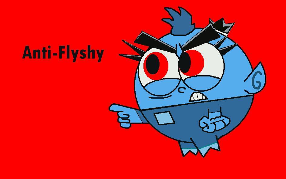 Anti-Flyshy