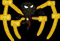 Tarantula Boy Stock Image.png