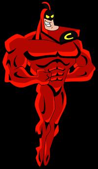 Crimson Chin Stock Image.png