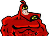 Crimson Chin (The All New Fairly OddParents!)